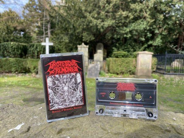 Grotesque Ceremonium - Sanctum of Demoniac Deviance MC