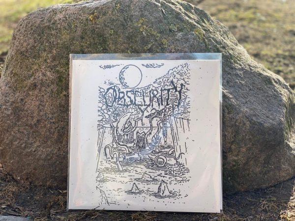 """Obscurity - Demo 1992 12"""" Vinyl"""