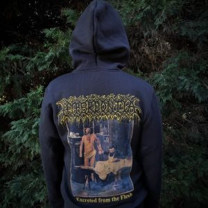 Hyperdontia - Excreted from the Flesh Hoodie
