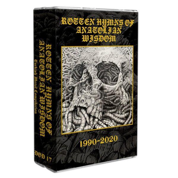 Various Artists - Rotten Hymns of Anatolian Wisdom 1990-2020 Double MC