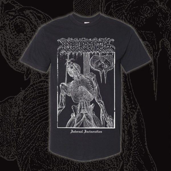 Hyperdontia - Internal Incineration (Black) T-Shirt