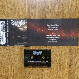 Sulphurous - dolorous death knell tape