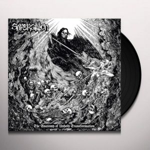"""Superstition - The Anatomy Of Unholy Transformation 12"""" Vinyl"""